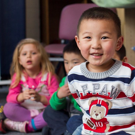 Reconciliation Awards—Creative Voting for Kids (Early Learning)