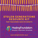 Stolen Generations Resource Kit for Teachers and Students (Secondary)