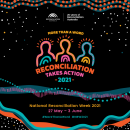 NRW 2021 – More than a word. Reconciliation takes action.