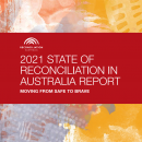 2021 State of Reconciliation in Australia report: Driving reconciliation through education