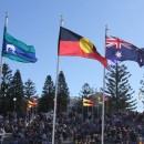 Flags as Symbols of Reconciliation