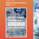 National Reconciliation Week Workshop